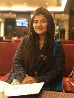 Math, Physics, Chemistry and Science Tutor Aliza from Rawalpindi, Pakistan