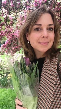 Russian and Turkish Language Tutor Daria from Toronto, ON