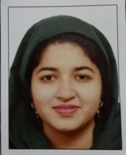 Kurdish Language Tutor Maria from Toba Tek Singh, Pakistan