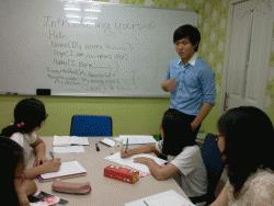 Korean Language Tutor Da Vin from Vernon, BC