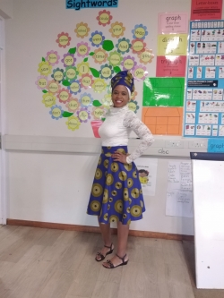 Zulu Language Tutor Sibusisiwe from Johannesburg, South Africa