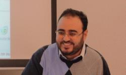 Arabic Language Tutor Abdelhalim from Bloomington, IN