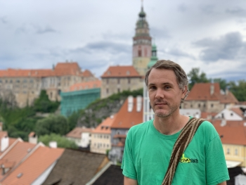 English Language Tutor Victor from Prague, Czech Republic
