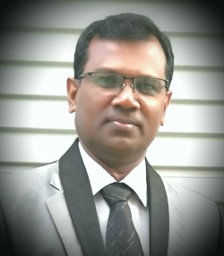 Tamil and Sinhala Language Tutor R.a. Sarath Premalal from Kurunegala, Sri Lanka