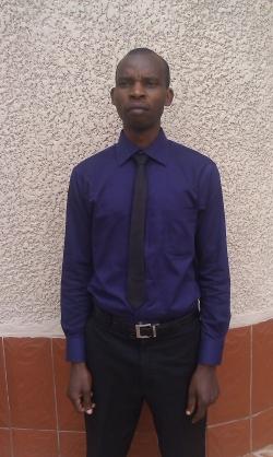 French and English Language Tutor Christophe from Byumba, Rwanda