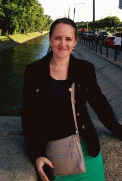 German Language Tutor Maria from Calgary, AB