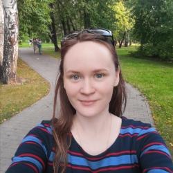 Russian Language Tutor Olga from Mytishchi, Russia