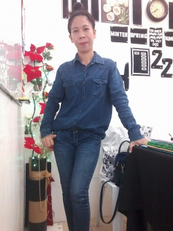 English, Tagalog Filipino and Cebuano Language Tutor Janet from Danao, Philippines