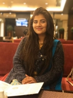 English Language Tutor Aliza from Rawalpindi, PK