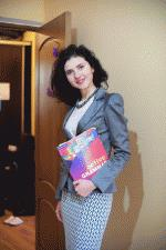 Ukrainian Language Tutor Alina from Kyiv, Ukraine