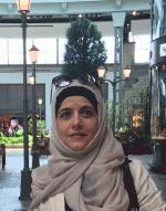 Arabic Language Tutor Khuloud from Laval, QC
