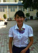 Mandarin Chinese Language Tutor Joanna from Dalian, China