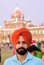 Punjabi Language Tutor Varinder from Amritsar, IN
