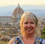 English Language Tutor Sandy from Arezzo, Italy