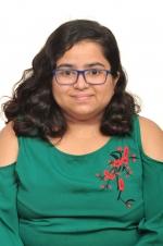 English Language Tutor Deepti from Bengaluru, IN
