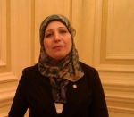 Arabic Language Tutor Faten from Cairo, EG