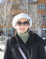 Azerbaijani Language Tutor Parisa from North Vancouver, BC