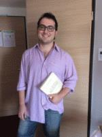 Italian Language Tutor Matteo from Graz, Austria