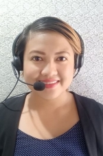 English Language Tutor Lea Angele from Quezon, PH