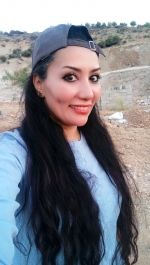Persian Language Tutor Mahdieh from Tehran, IR