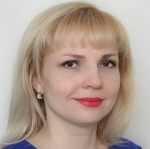 English Language Tutor Tetiana from Poltava, UA